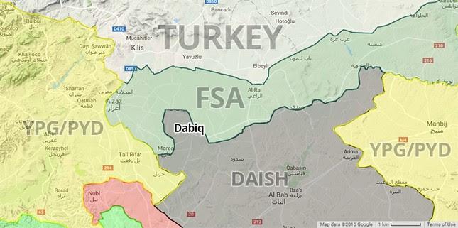 Risultati immagini per DABIQ FSA