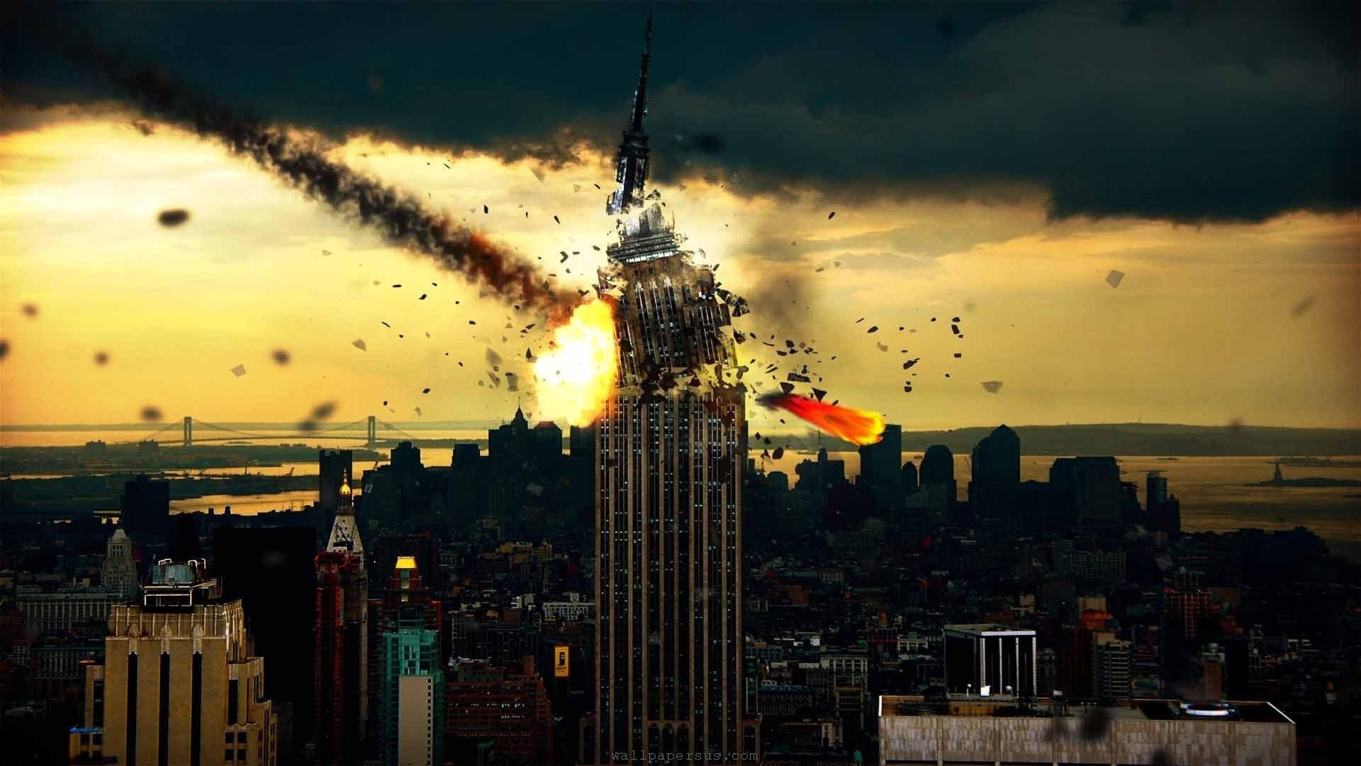 End Of The World Wallpaper 1920x1080 8996 Investis