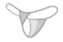 Underwear – triangle back
