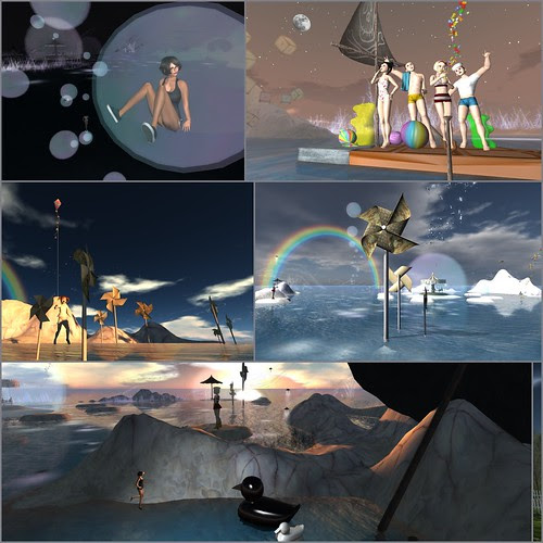 The Mysterious Wave Collage.jpg by Kara 2