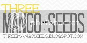 Three Mango Seeds