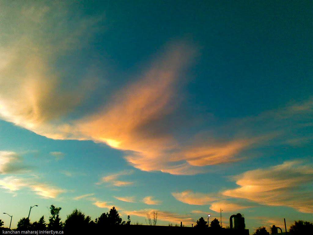 Walmart Sunset-3 - September 30/2010