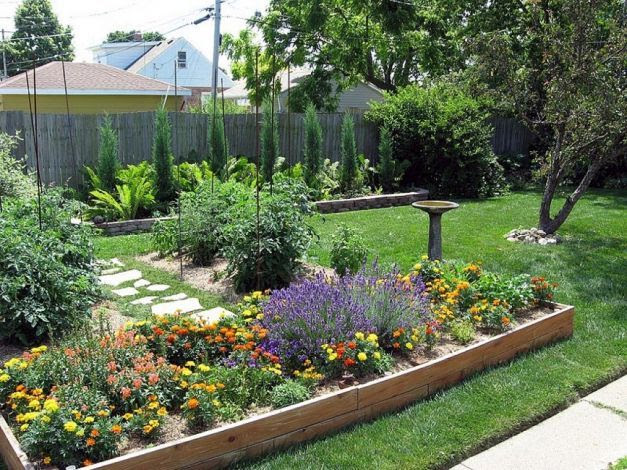 , Good Backyard Ideas on A Budget: Small Backyard Landscaping Ideas