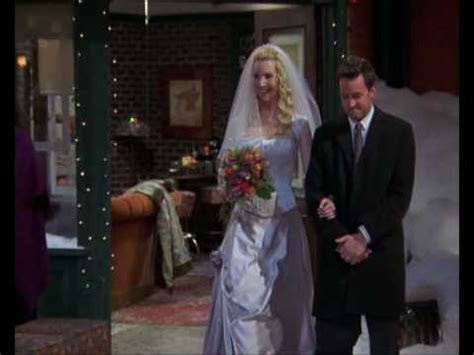 "Friends ""Phoebe's Wedding""   YouTube"