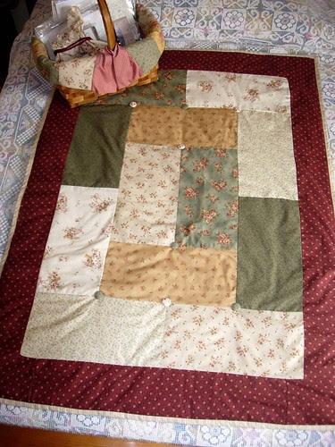 Colcha de patchwork 1