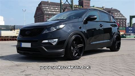 Tuningcars: Tricked out Kia Sportage by WheelDreamz