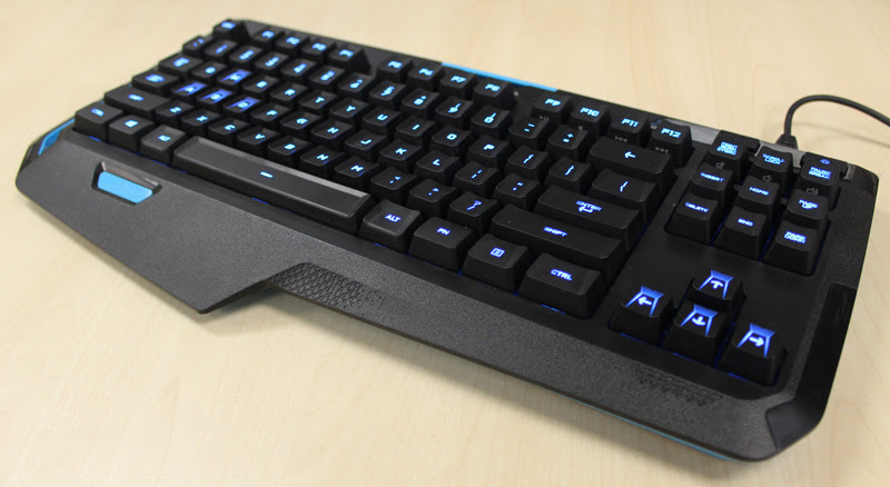 All things considered, the G310 Atlas Dawn is a decent gaming keyboard that gets most of the essentials right.