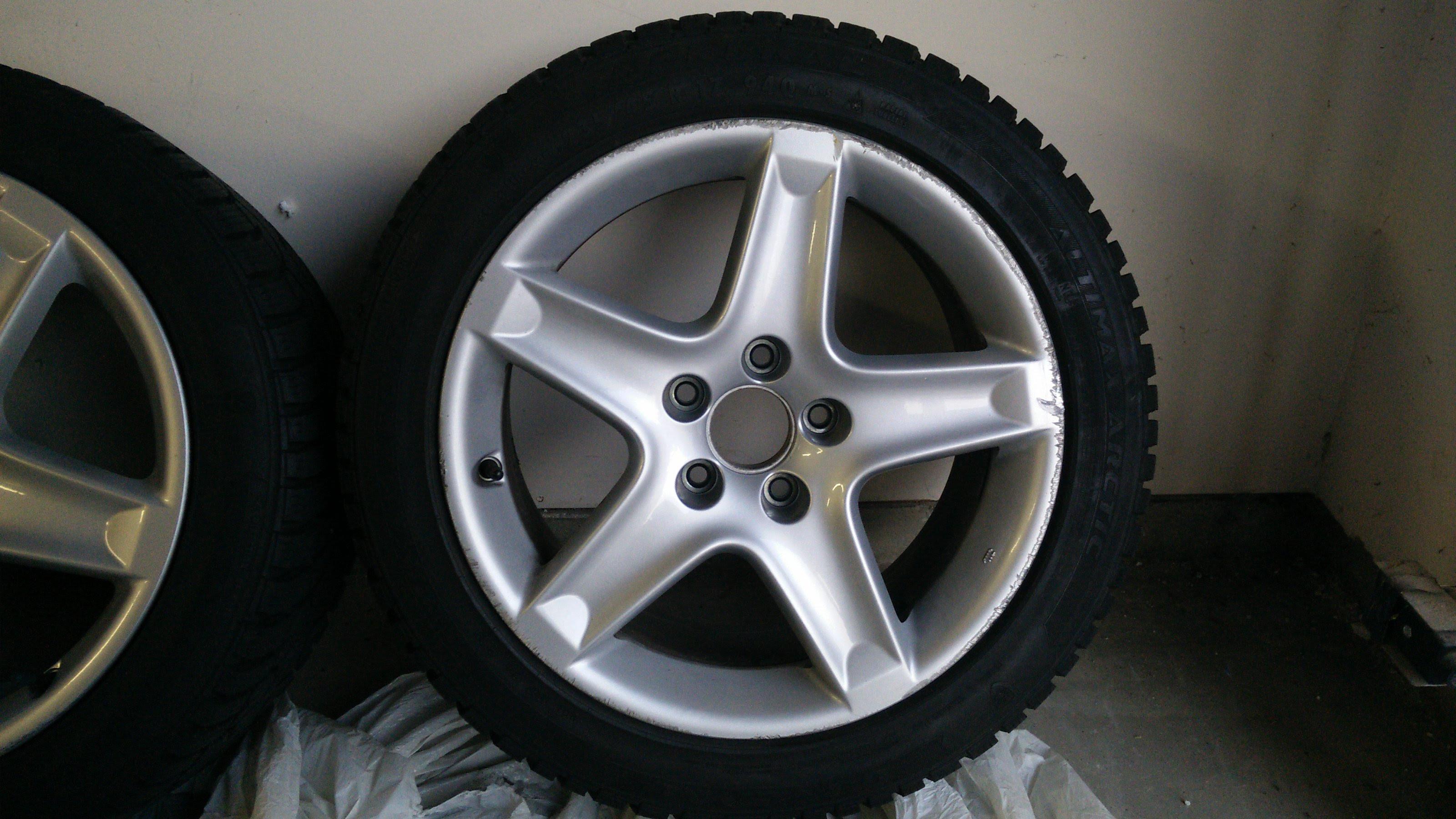 Closed 2004 Acura Tl Oem Wheels W General Altimax Arctic Winter Tires Acurazine Acura