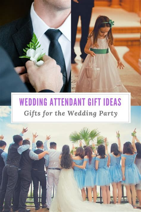 Best Wedding Gifts Attendants Will Love   Favorite Traditions