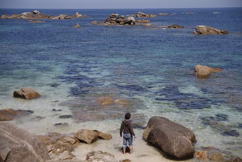 Man and Sea!