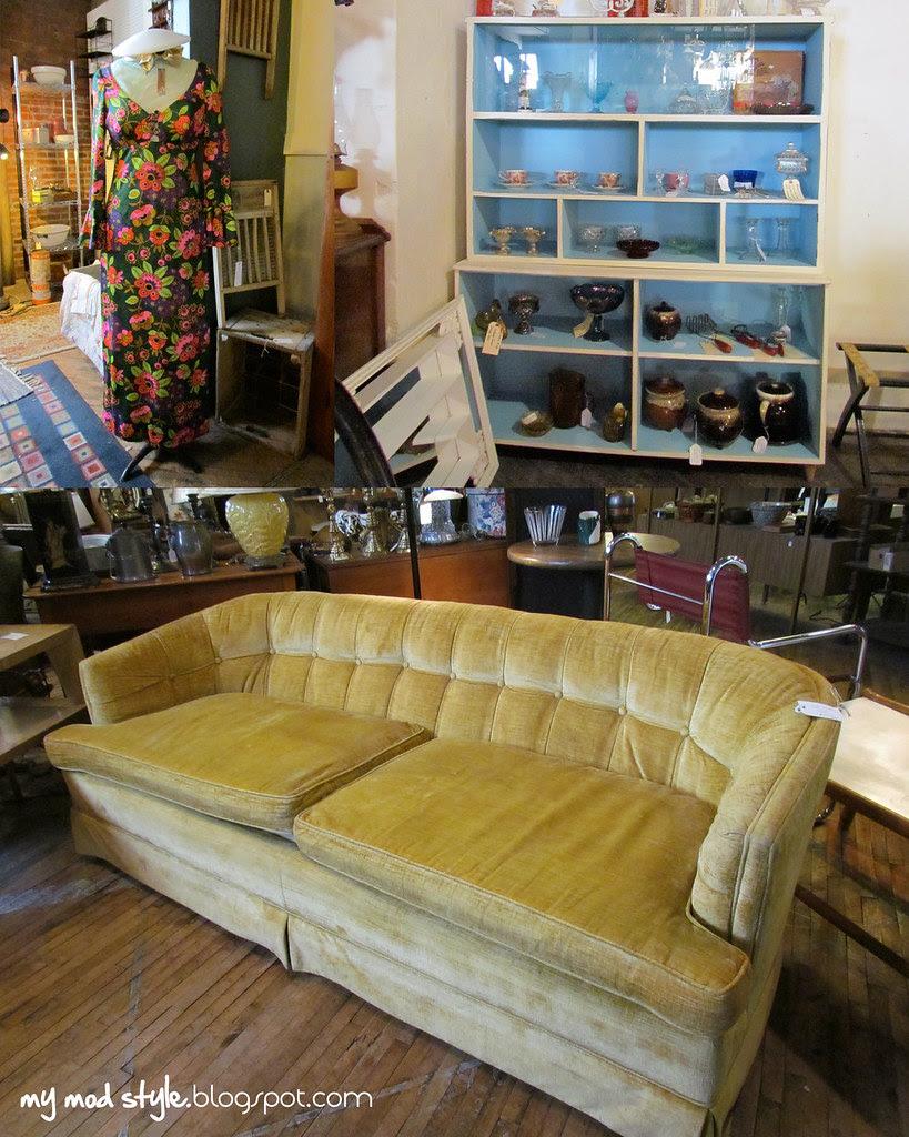 Midland Antique Mall - 7.30.2011
