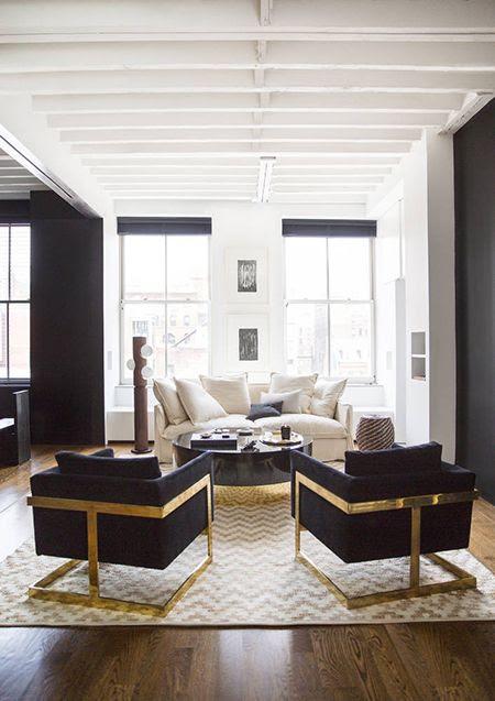 A Neutral & Glamorous Home by Nate Berkus - Preciously Me