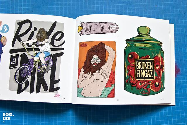 Sticker Bomb XL Sticker Book