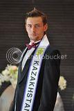 Manhunt International 2011 Kazakhstan Andrey Gurin