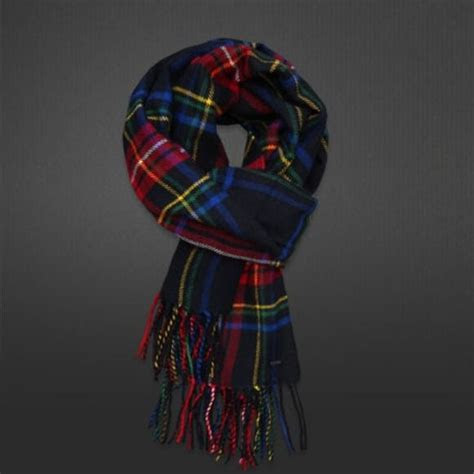 abercrombie fitch accessories af scarf plaid scarf