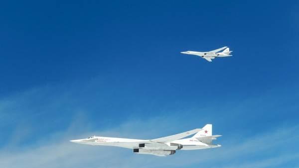 Aviones. A comienzos de octubre, un movimiento de la fuerza aérea rusa en los cielos de Francia y España llamó la atención. /AFP