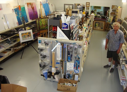 CC Hardman Co Art Supplies and Framing, Shreveport by trudeau