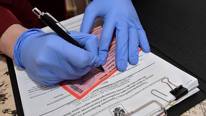 Глава Росздравнадзора Москвы предупредил о наказании за поддельные сертификаты о вакцинации