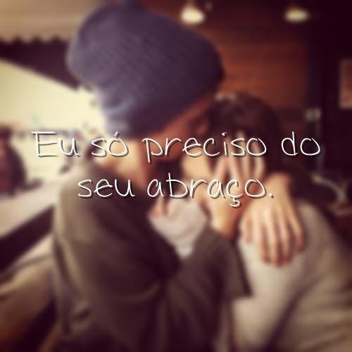 Love Photography Couple Quote Casal Photo Frase Hug Amor Abraço