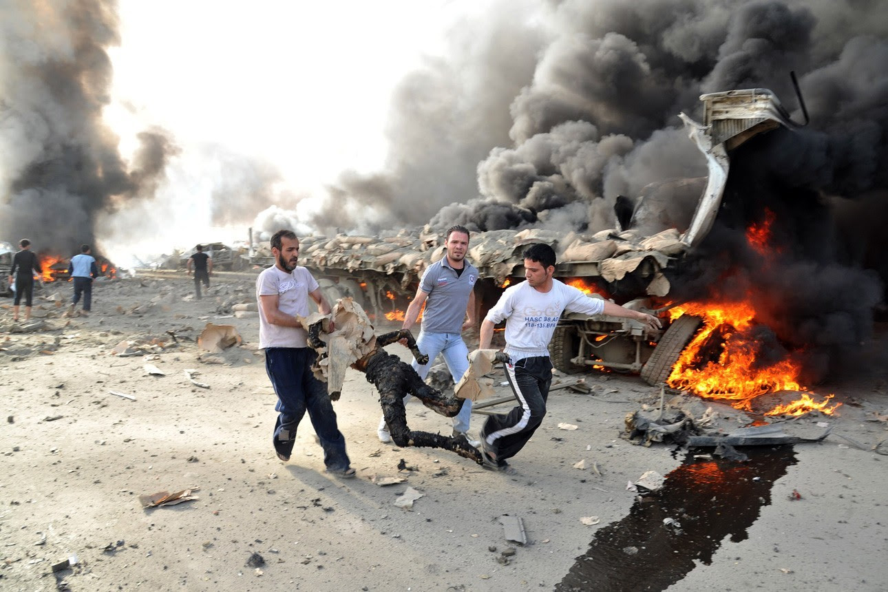10 Questions About The War In Syria That You Were Too