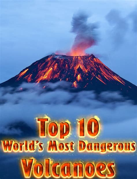 Quiet Corner:Top 10 World?s Most Dangerous Volcanoes   Quiet Corner