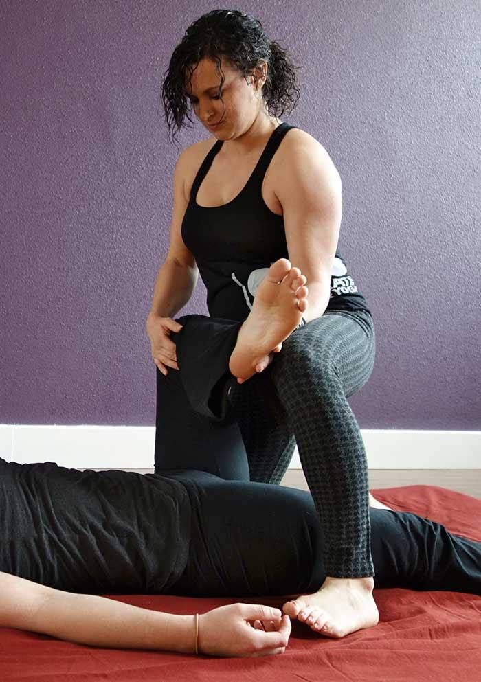 Denver Massage Therapists and Yoga Instructors