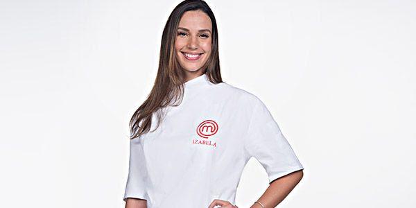 Izabela Dolabela MasterChef Profissionais