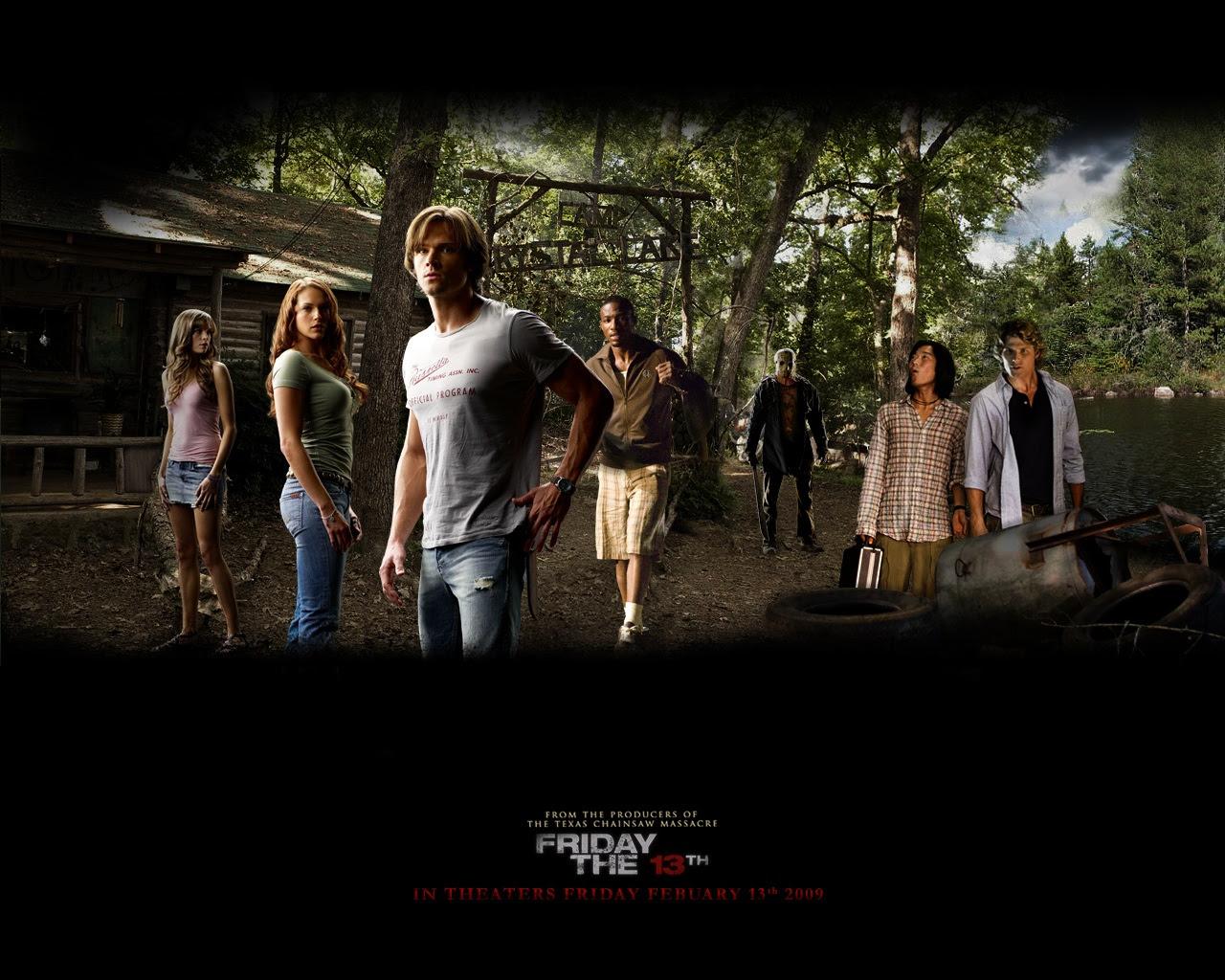 Friday The 13th 2009 Jason Voorhees Wallpaper 25606981 Fanpop