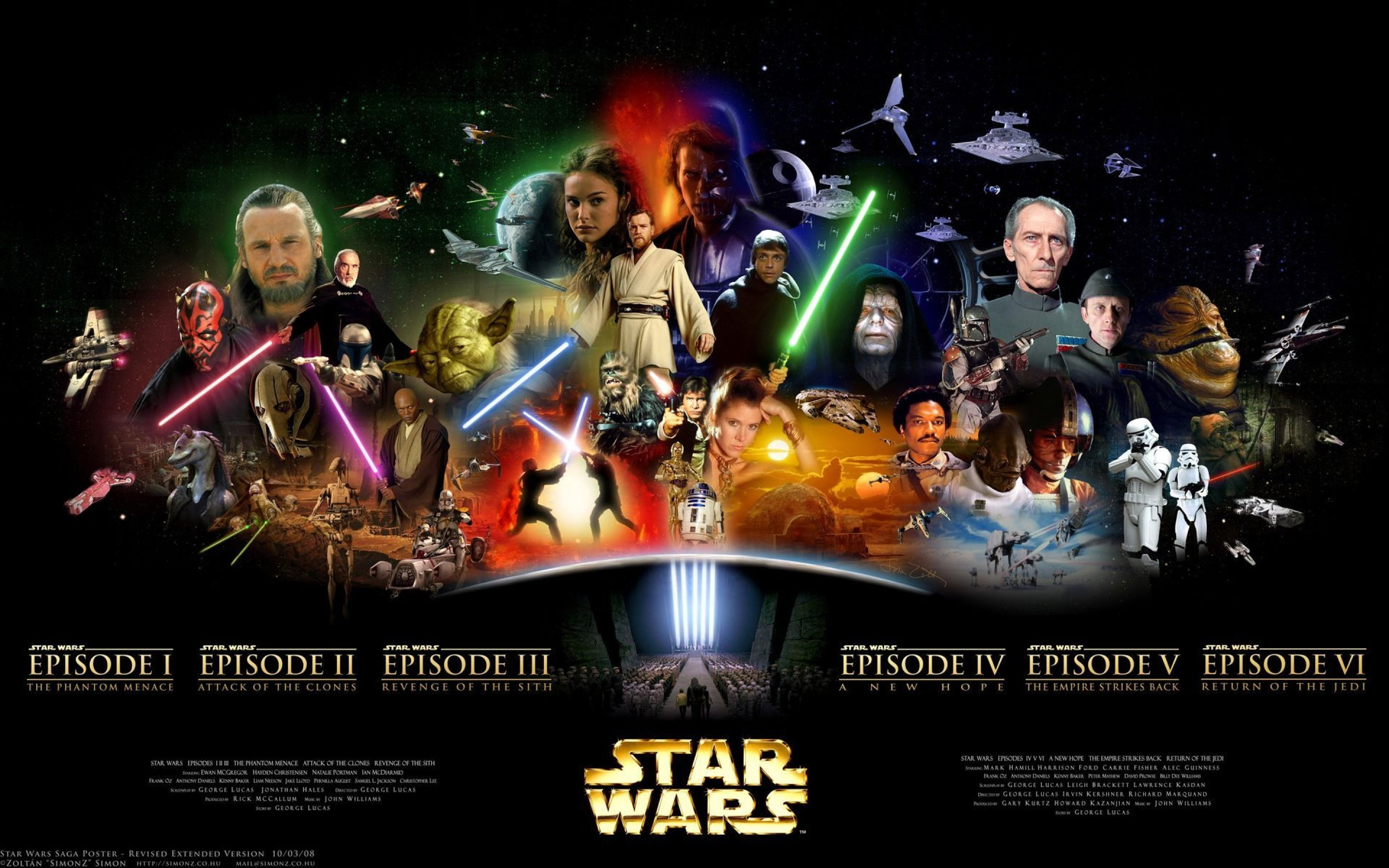 Star Wars Wallpaper Widescreen 70 Images