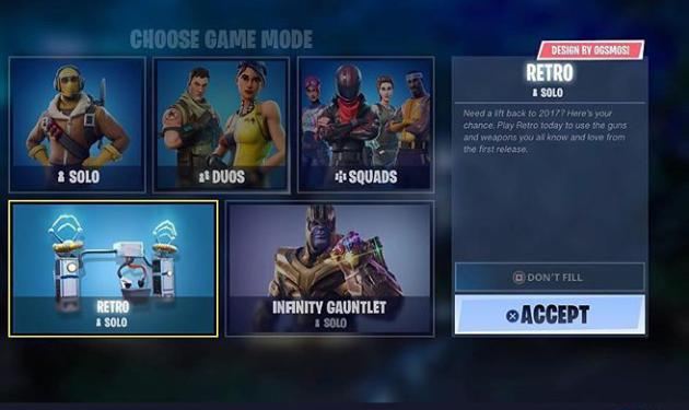 All Fortnite Game Modes Fortnite Free Loot