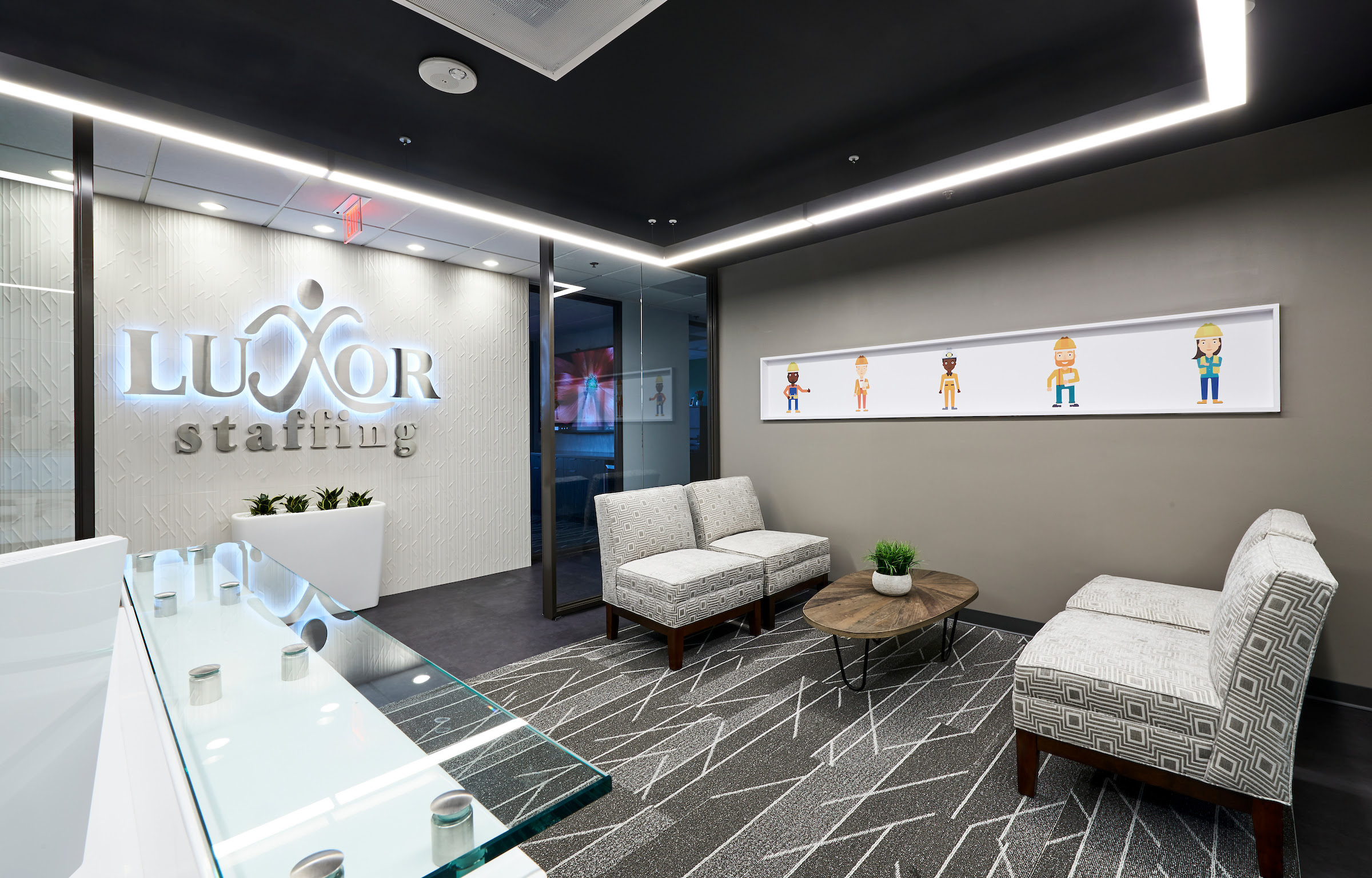 Corporate Design Dallas Fort Worth Tx Office Space Planning