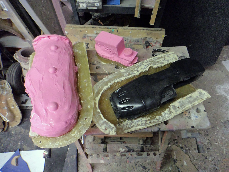 First Cast Out of the Mold