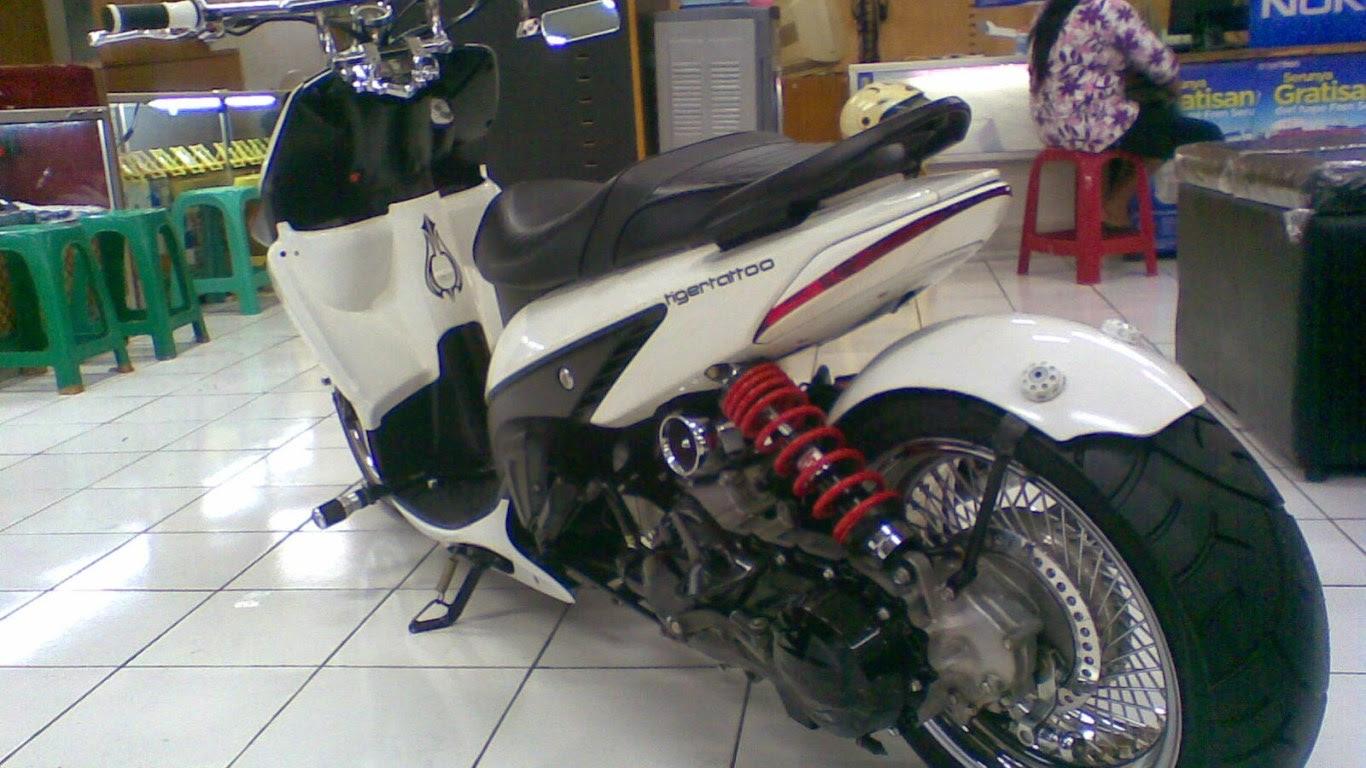 Alat Modifikasi Motor Vario Terlengkap Motor Cross