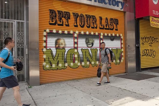 Bowery, nyc