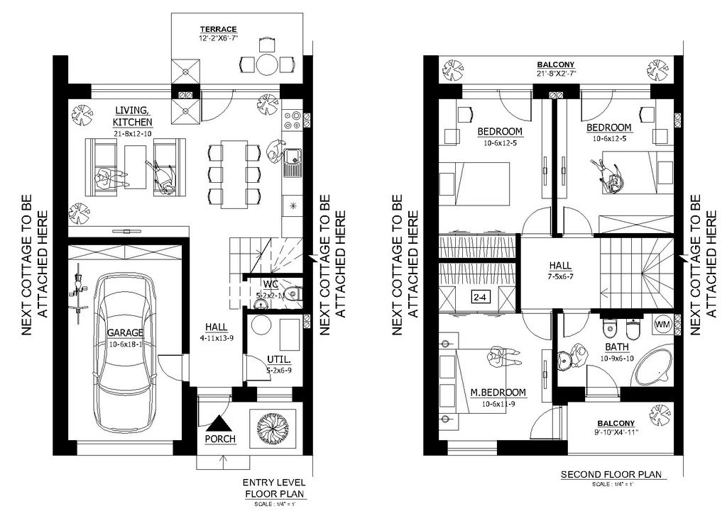 Beautiful 1000  Square  Foot  3 Bedroom House  Plans  New