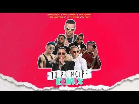 Tu Príncipe (Remix Edit) - DY ✘ Zion y Lennox ✘ W&Y ✘ Lenny Tavarez ✘ Rauw Alejandro✘ Tomi Ezequiel