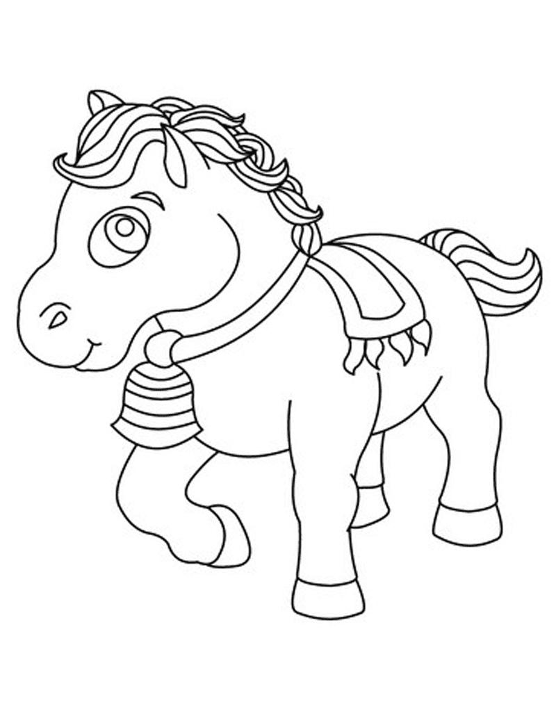 Gambar Untuk Mewarnai Kuda Poni Auto Electrical Wiring Diagram