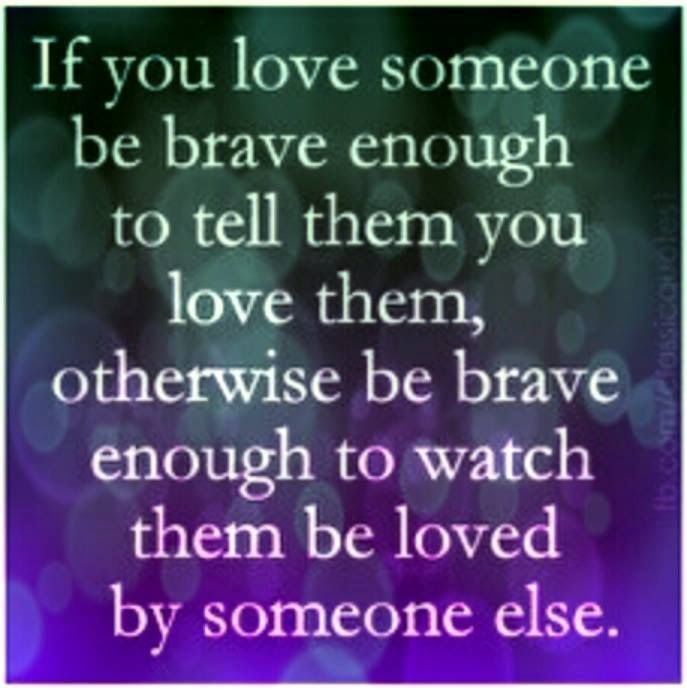 Quotes About If You Love Someone 135 Quotes