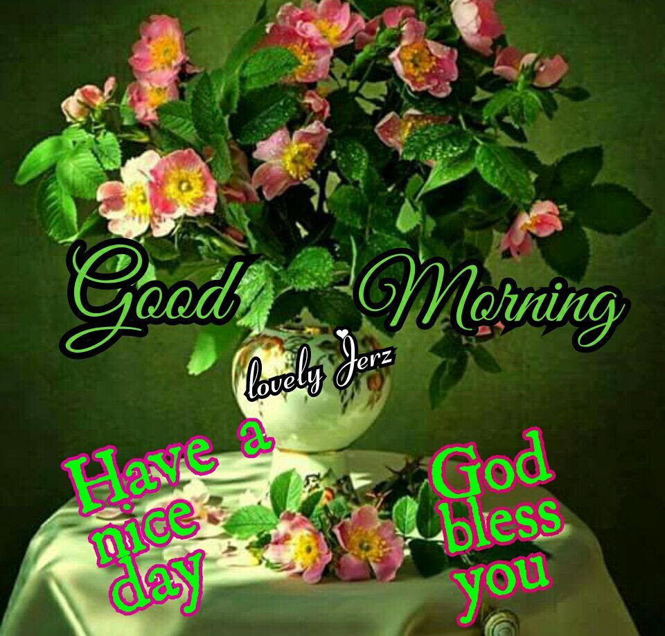 Have A Nice Day God Bless You Good Morning Pictures Photos And