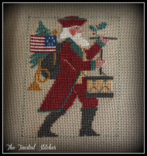 2002 Prairie Schooler Santa