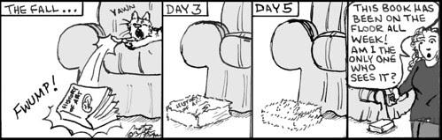 Home Spun comic strip #783