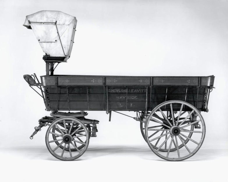 Market Wagon, ca. 1900, from The Carriage Museum in New York - http://www.aaqeastend.com/contents/portfolio/long-island-museum-carriage-collection-finest-collection-of-horse-drawn-vehicles/