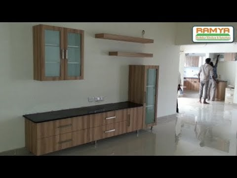 Ramya Modular Kitchen,  Mr.R. Chandrashekhar  Mahindra world city  Cheng...