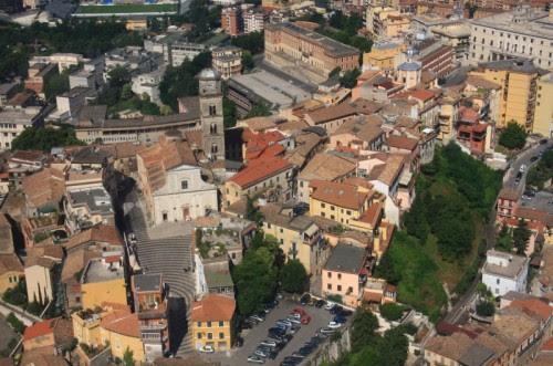 Frosinone - La Città e il suo Duomo...