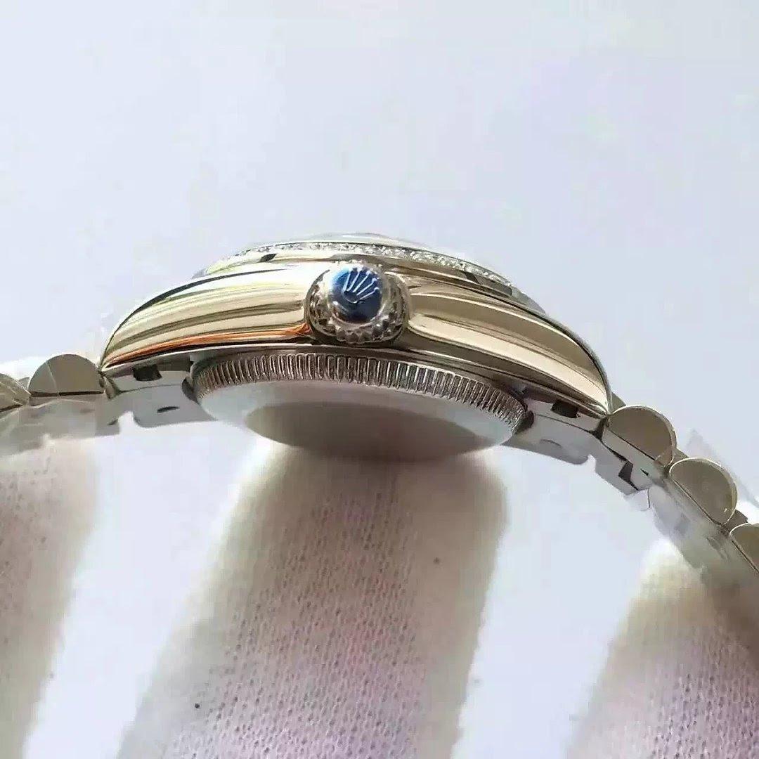 Rolex Lady Datejust 33mm Crown