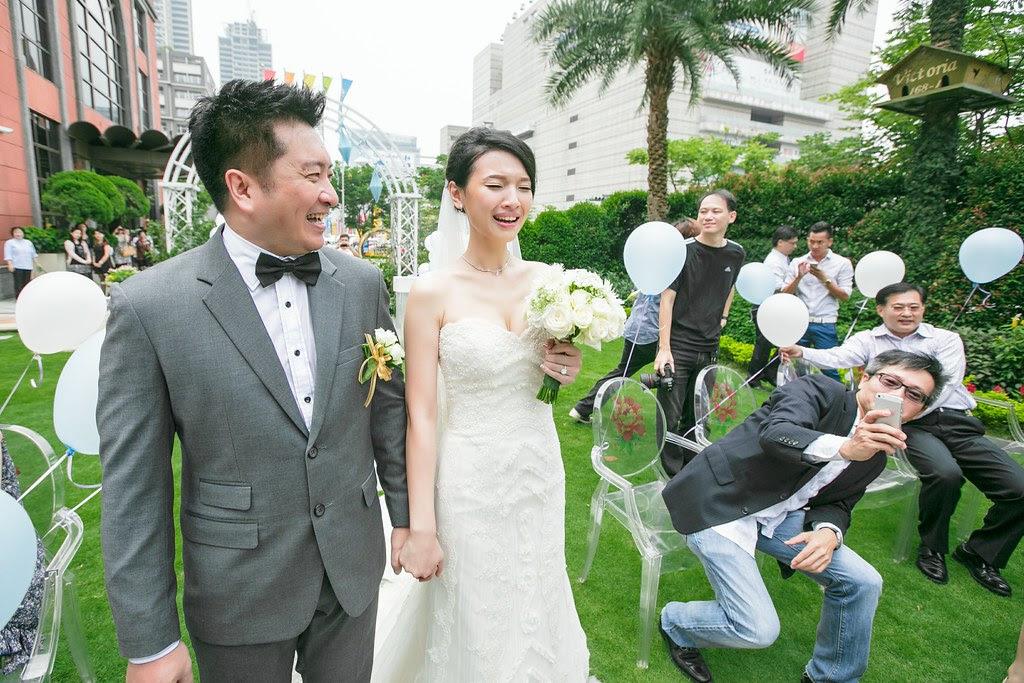 開文&美倫 浪漫婚禮 (30)