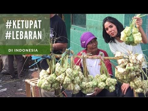 #VlogNews || Tradisi Ketupat Lebaran di Indonesia