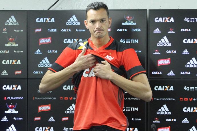 Rever apresentação Flamengo (Foto: Gilvan de Souza/Flamengo)