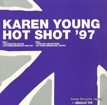 YOUNG, KAREN hot shot '97