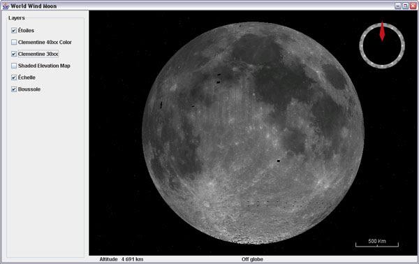 WWJ Moon Clementine 30